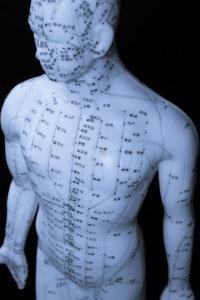 Acupuncture Meridians Diagram